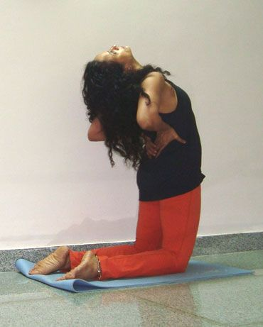 10 yoga asanas to fight stress and anxiety  rediff