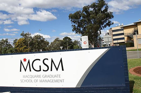 Macquarie Graduate School of  Management, Australia
