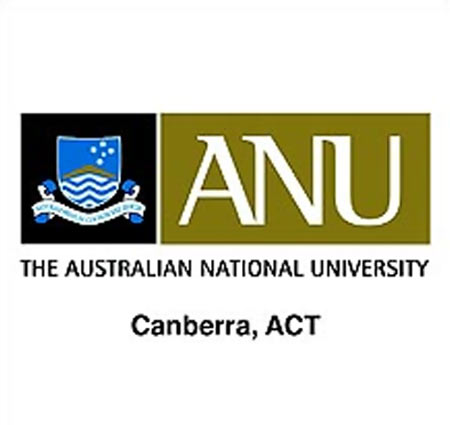 Logo of the Australian National University, Australia