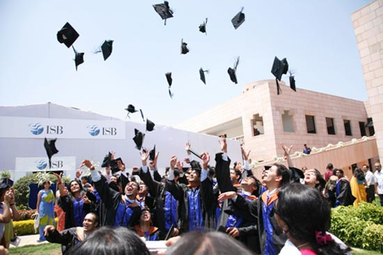 With a visionary board and global outlook, the ISB Hyderabad has emerged as a leading b-school
