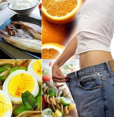 Certain foods can actually promote weightloss