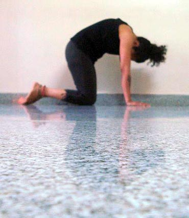 lower back pain try these yoga poses  rediff getahead
