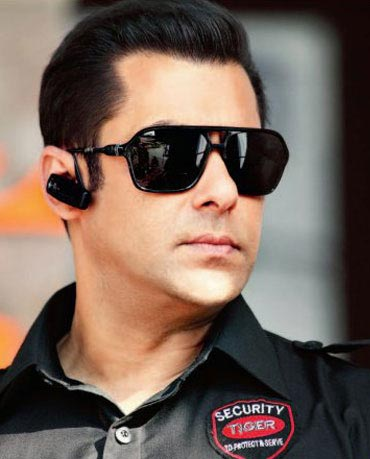 Salman Khan is always clean-shaven to the tee and if you're not growing facial hair, you should be too