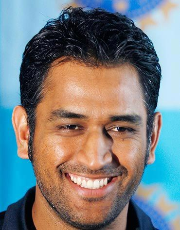 For a dashing grin like M S Dhoni, improve the appearance and health of your teeth