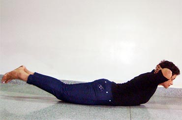 how to tone your butt with yoga  rediff getahead