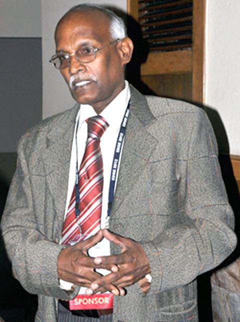 Dr Anand Samuel