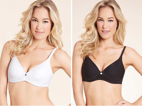 The 'Amazing Illusion' bra from Marks and Spencer