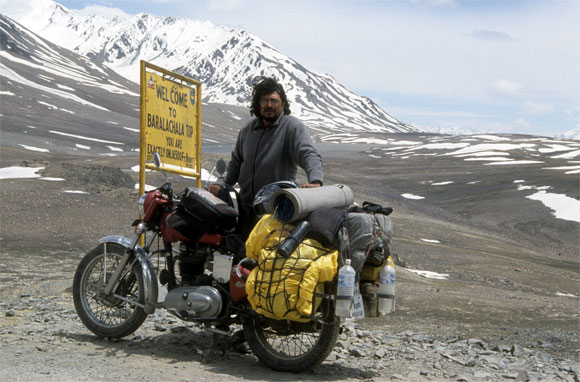 My solo bike trip: Footloose in the Himalayas