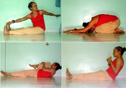 five yoga poses for better digestion  rediff getahead