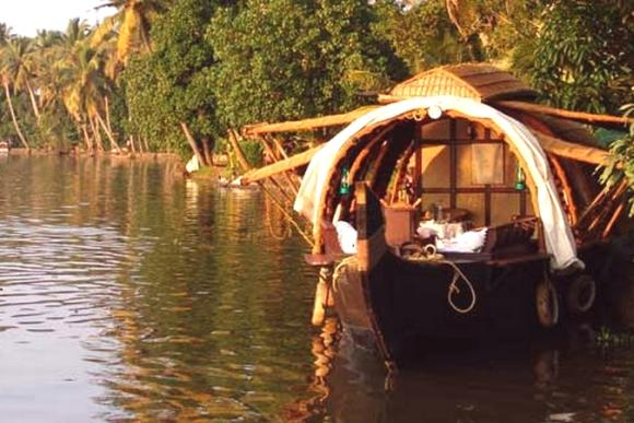 Backwaters of Kerala