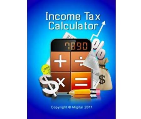 Income Tax Calculator: Symbian