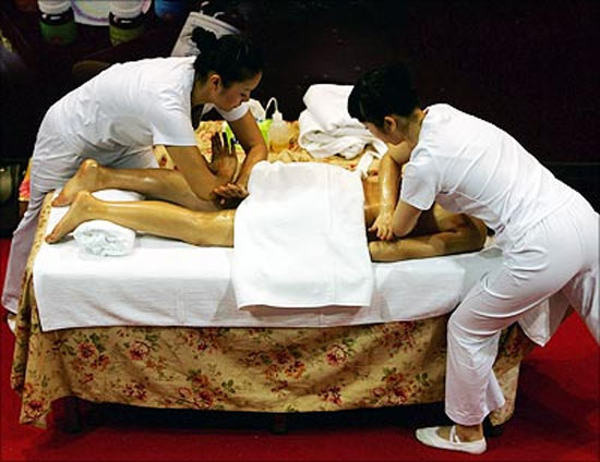 Unusual careers: What it takes to be a spa professional
