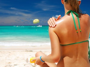 4. Don't forget sunscreen