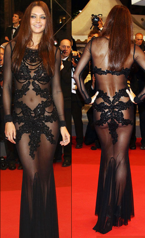 Images The Top 10 Raunchiest Red Carpet Fashions