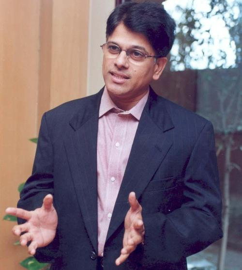 Murali Vullaganti, co-founder of Rural Shores