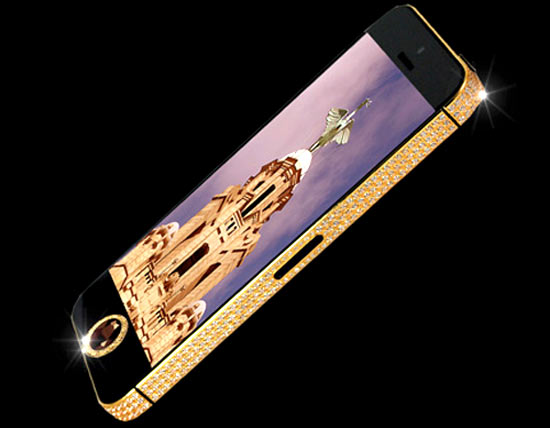 Now, an iPhone 5 that costs Rs 83.5 CRORE!