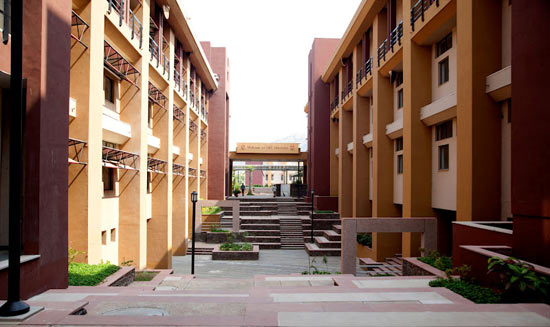Besides a beautiful campus, the NIIT University has all ingredients that make studying here a superior experience