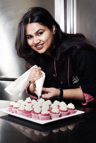 Pooja Dhingra runs the successful Le15 Patisserie in Mumbai.