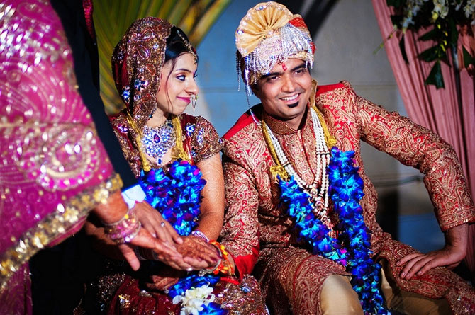 A scheduled caste groom is less likely to elicit a response from potential brides.