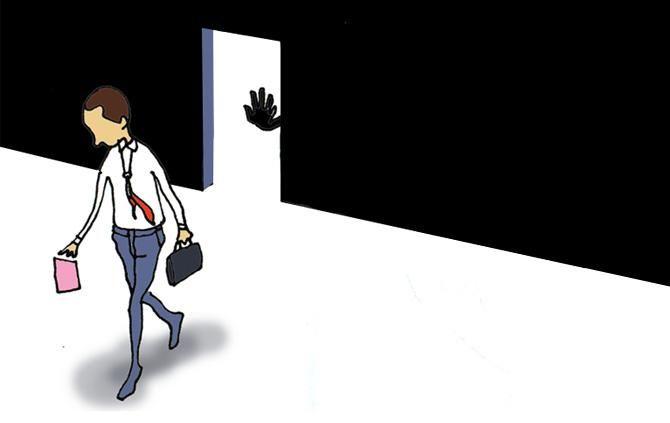 Illustration: Losing your job