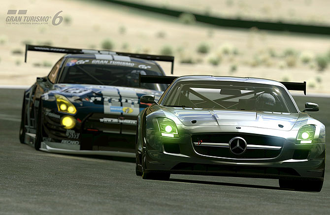 Gran Turismo 6 is an absolute must for automobile fanatics