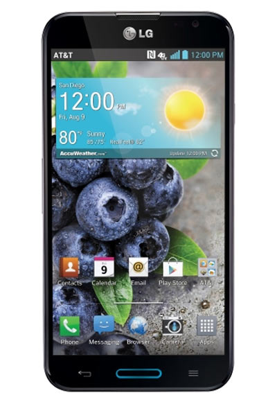 PICS: LG Optimus G Pro in India for Rs 42,500