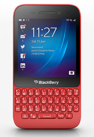 BlackBerry Q5: Will you BUY it for Rs 25k?