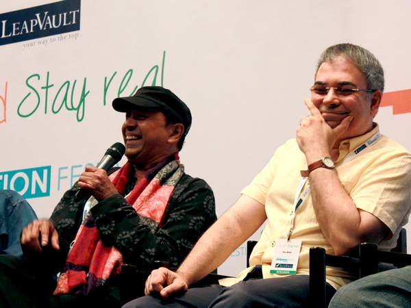 India non-fiction fest: Being gay is okay!