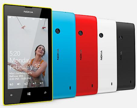 HTC's latest model Desire 210 will see competition from Nokia Lumia 520.
