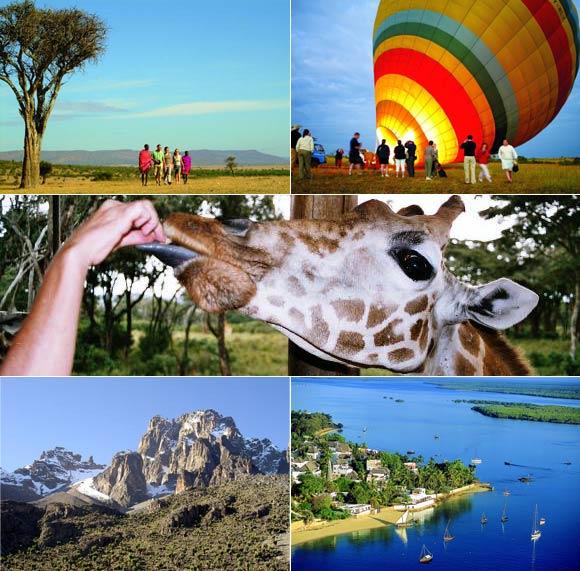 IN PICS: The MAGIC Of Kenya