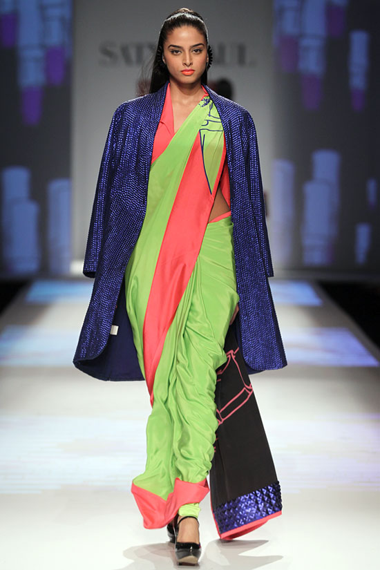 A Masaba Gupta creation.