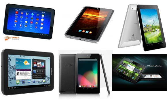 Top 6 Tablets Under Rs 20,000
