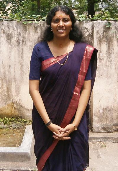 Haritha. V. Kumar