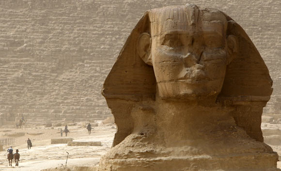 STUNNING PICS: The ancient land of Egypt