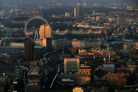 London is the most sought-after city in the world.