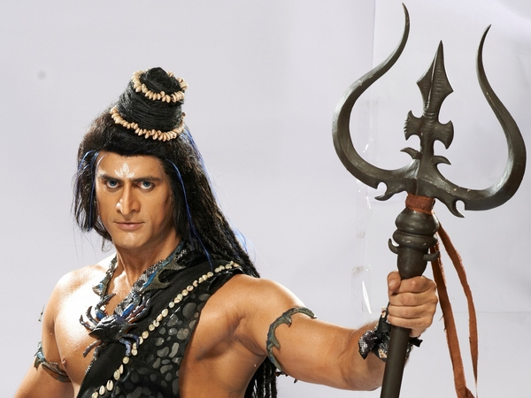 Mohit Raina in his onscreen avatar