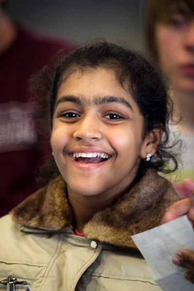 Priyanshi Somani stunned people with her mental maths abilities at the tender age of six.