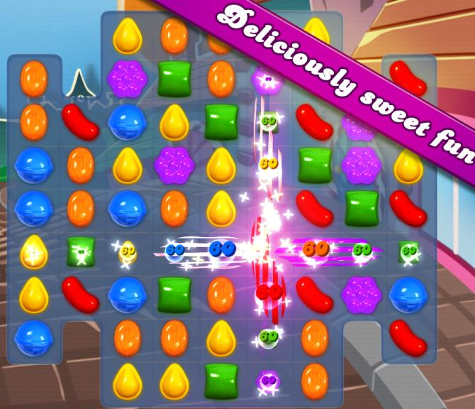 Tired of Candy Crush Saga? 5 addictive replacements
