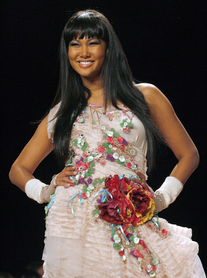 Kimora Lee-Simmons