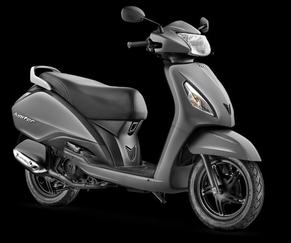 TVS Jupiter: A scooter for guys! - Rediff Getahead