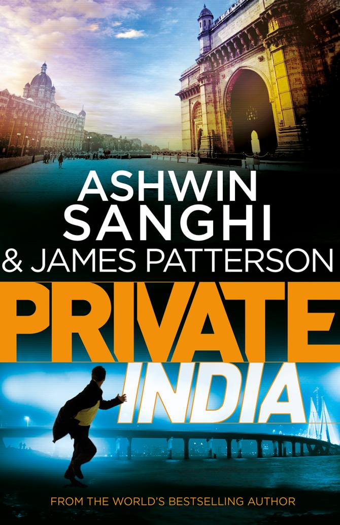 Cover of Ashwin Sanghi's Private India