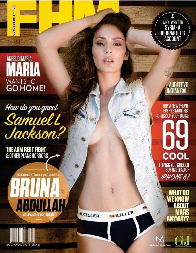 Who is 2014's hottest cover girl? Vote! - Rediff com Get Ahead