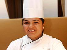 Nayna Nanji: Chef, Ziya kitchen at The Oberoi, Mumbai