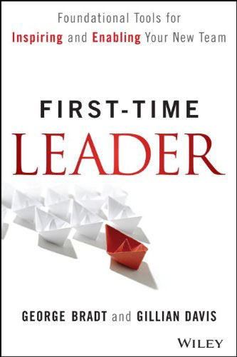 Book cover of First Time Leader