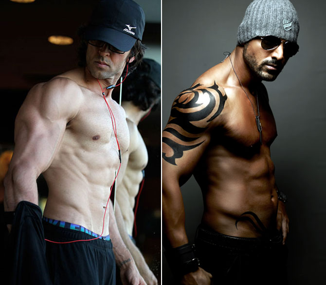 My Job Was To Turn Hrithik Into A Superhero In 10 Weeks