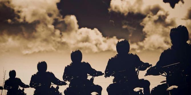 They quit the rat race to start a motorcycle tour company