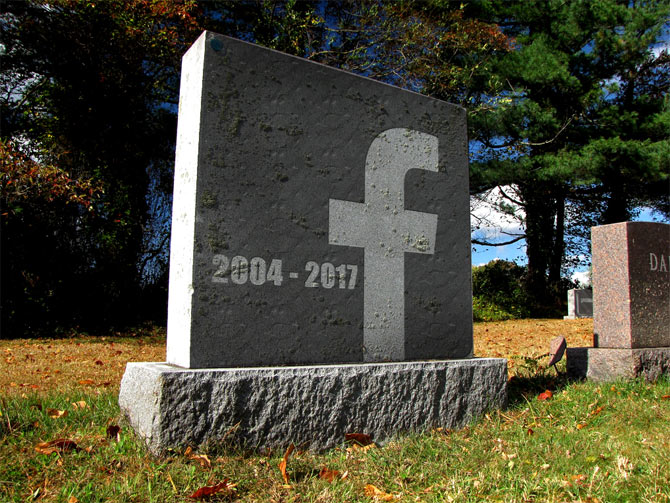 End of Facebook?!? Study reveals shocking insights