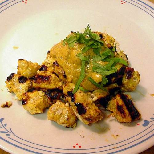Chicken Tikka (Picture used for representational purposes only.)