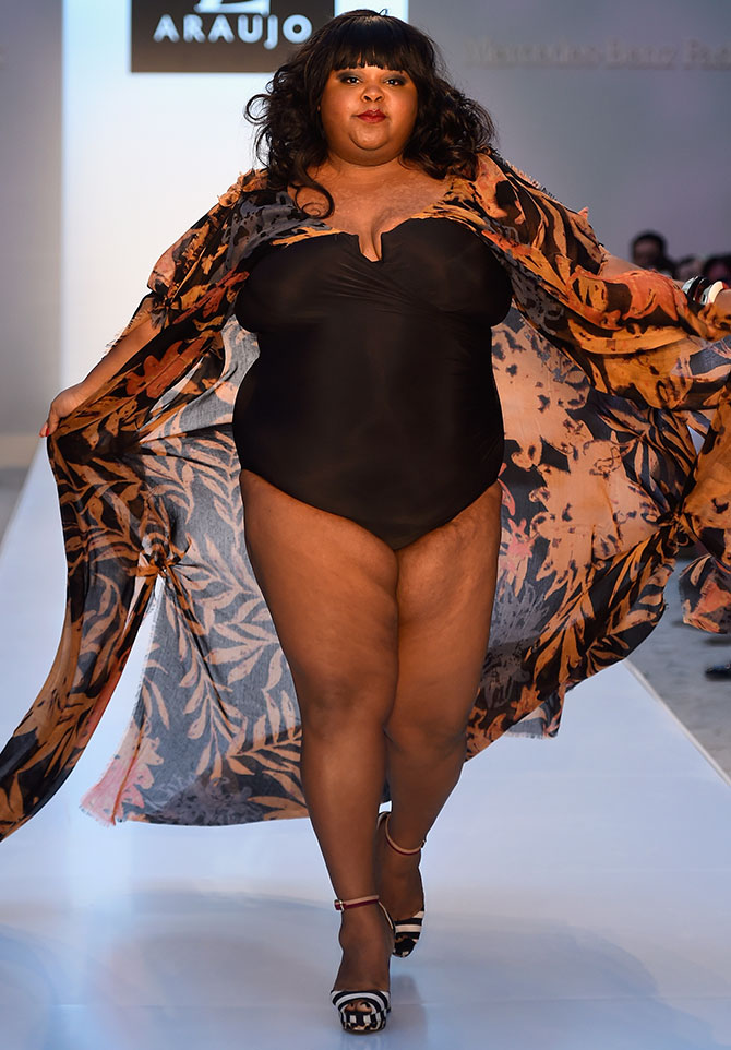 Hottest swimwear designs on the runway!