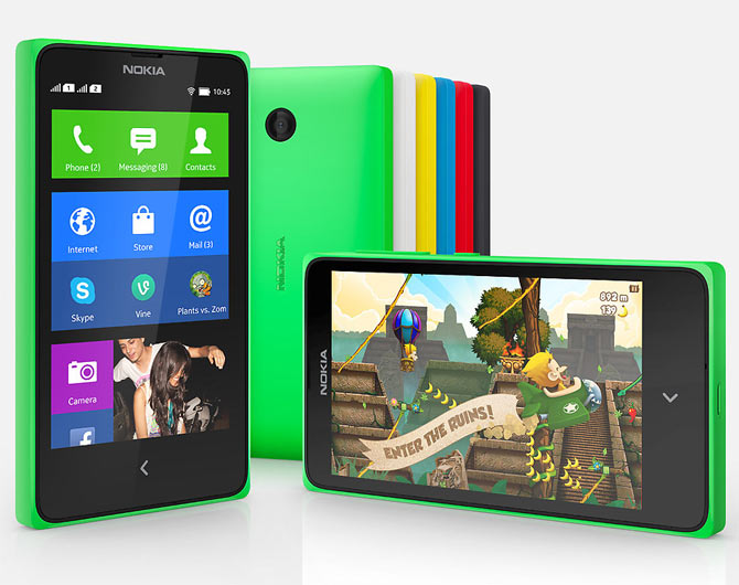 Battle of Androids: Nokia X vs Samsung Galaxy S Duos 2